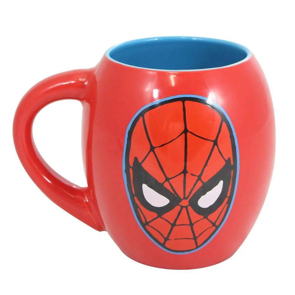 Caneca Oval Spider Man