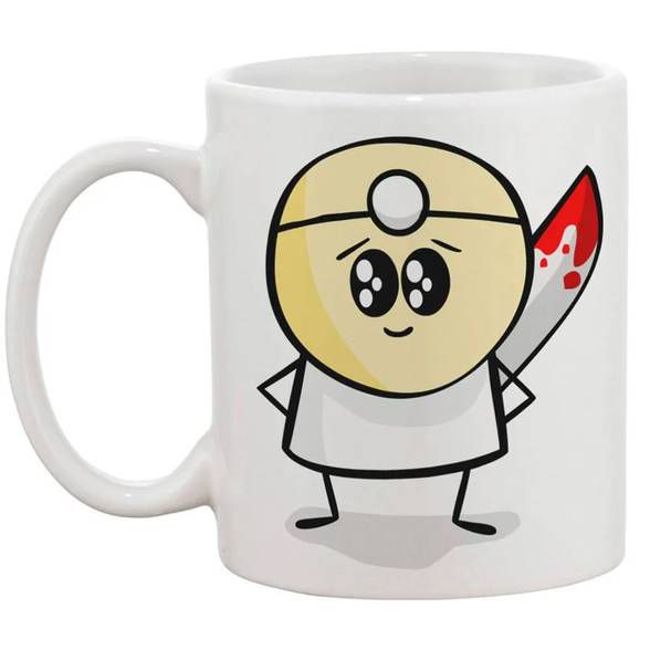 Caneca Peppinho do Mal