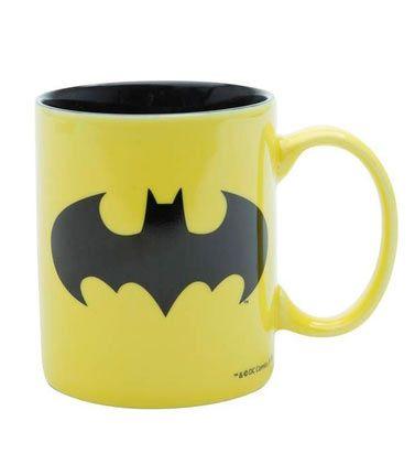 Caneca Porcelana Batman Logo