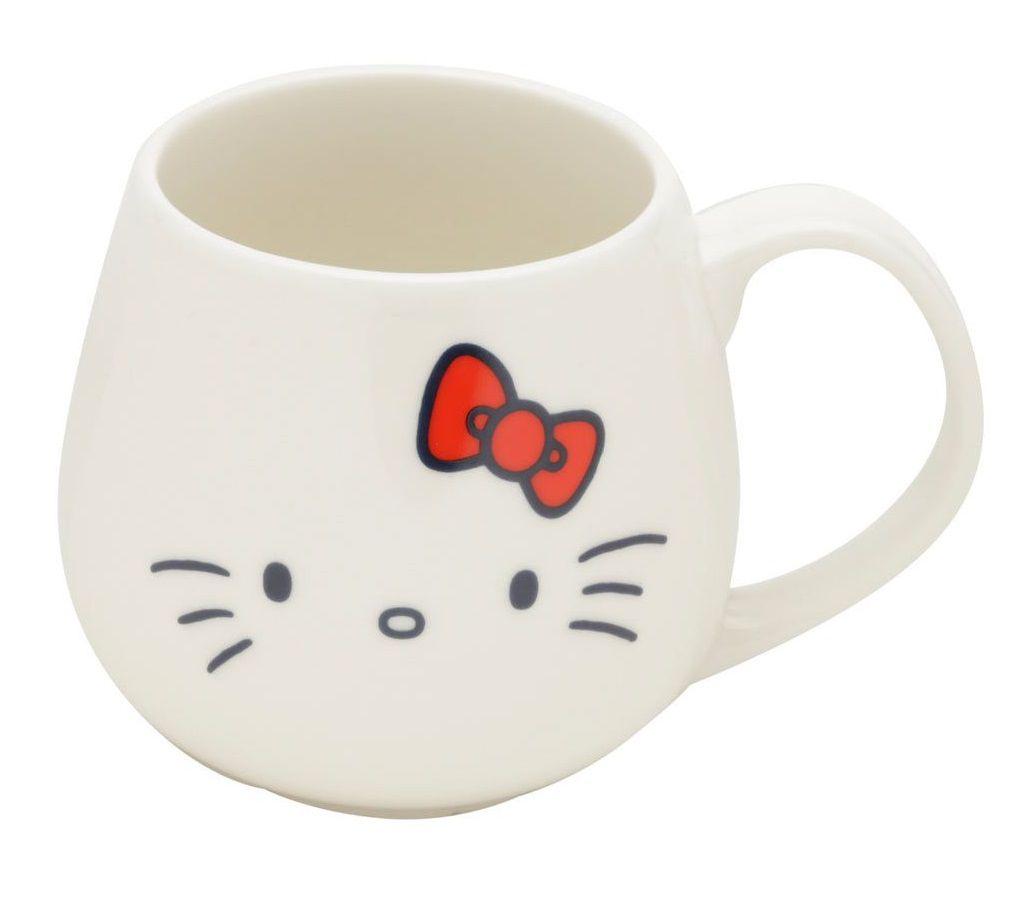 Caneca Porcelana Hello Kitty