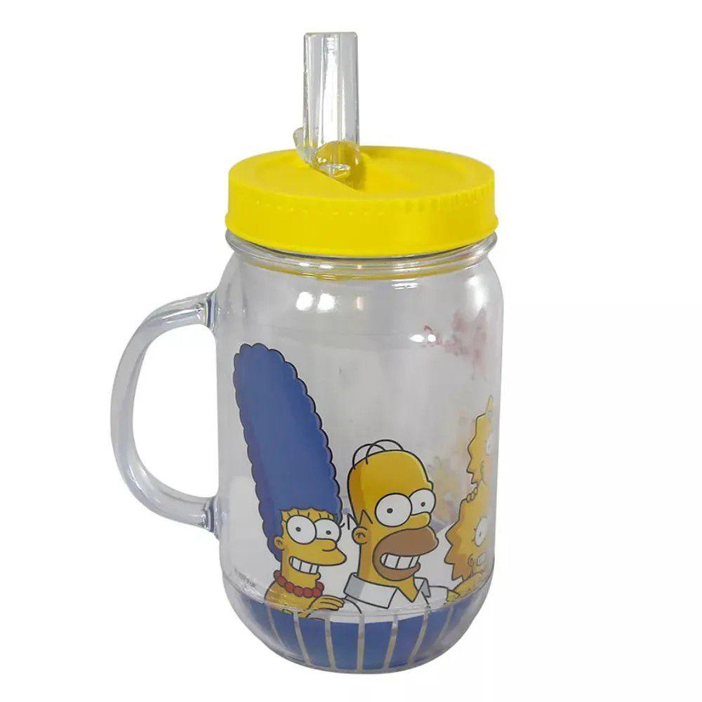 Caneca Pote Família Simpsons
