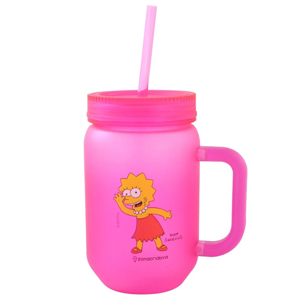 CANECA POTE FOSCA LISA SIMPSONS