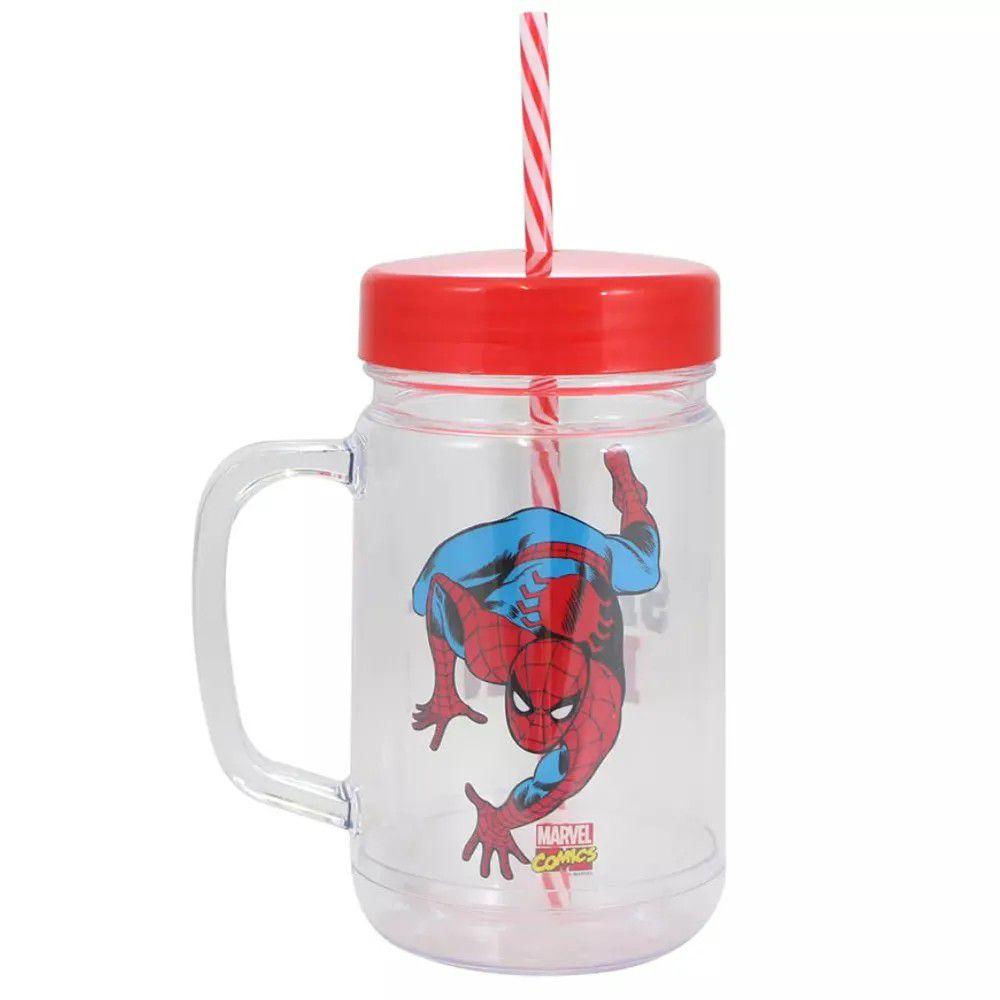 Caneca Pote Homem Aranha