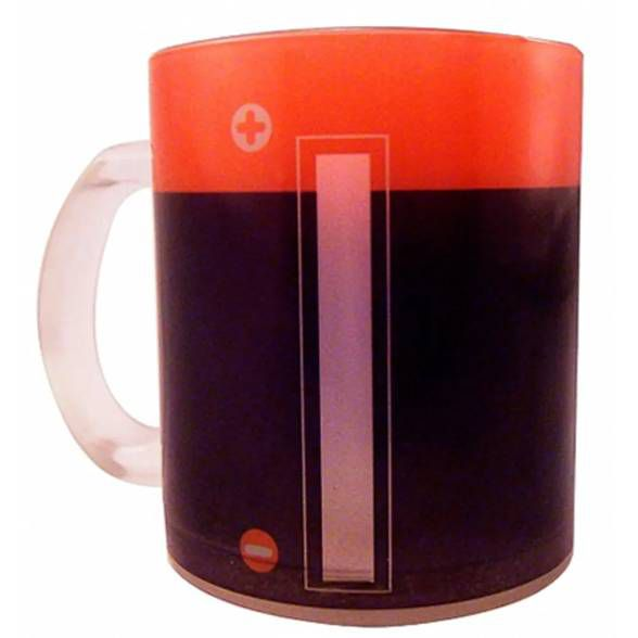 Caneca Recarregue as Energias