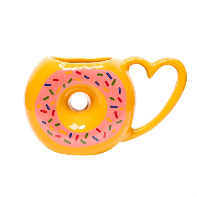 Caneca Rosquinha Donut 3D