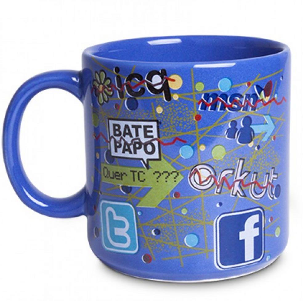 Caneca Social Coffee