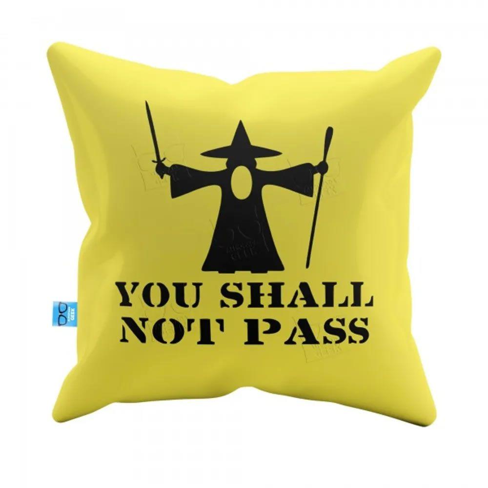 Capa Almofada You Shall Not Pass