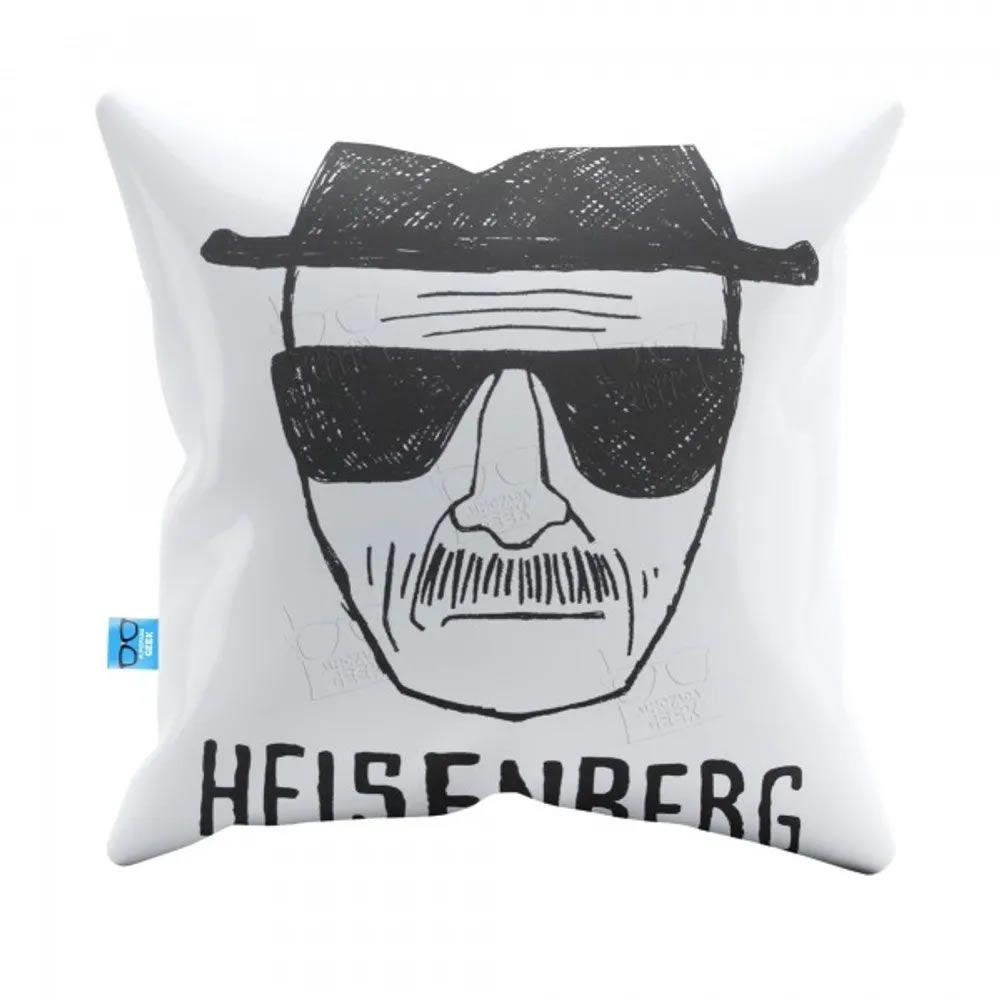 Capa de Almofada Heisenberg