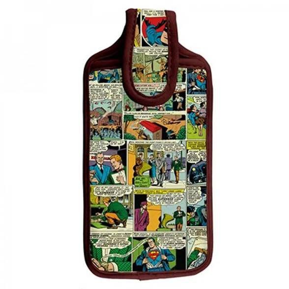 Capa Multiuso Quadrinhos DC Comics
