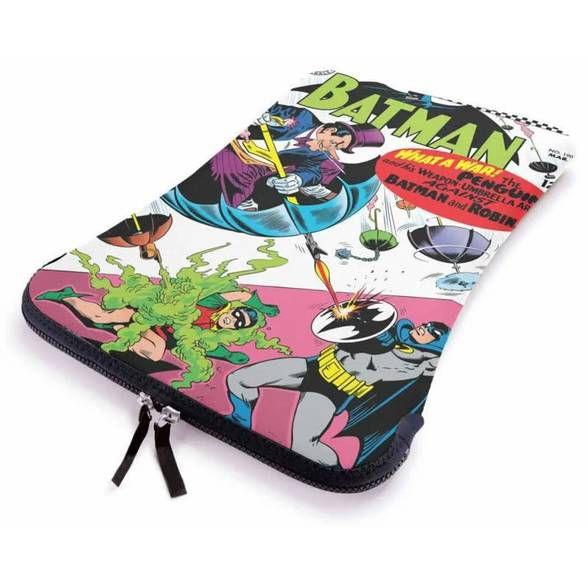 Capa p/ Notebook Batman Detective Comics