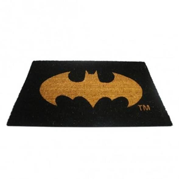 Capacho Batman Preto