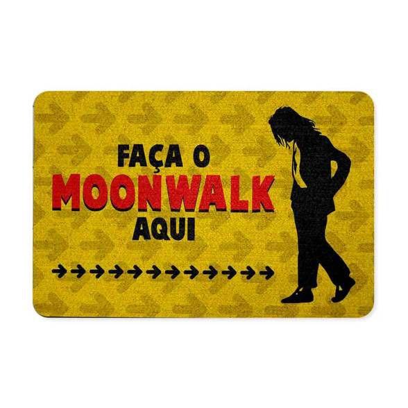 Capacho Ecológico - Faça o Moonwalk