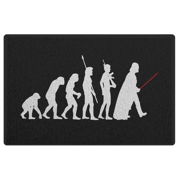 Capacho em PVC Geek Evolution