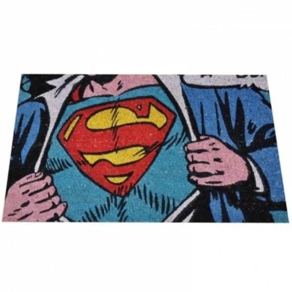 Capacho Superman