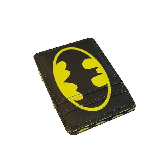 Carteira Batman Logo DC Comics