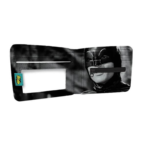 Carteira Filme Batman e Robin