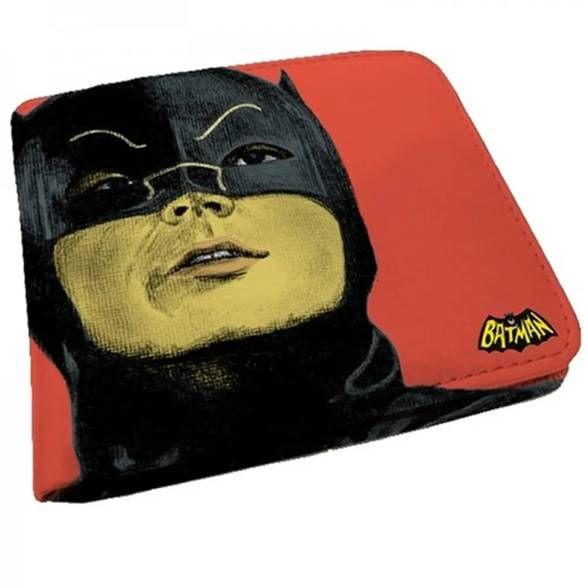 Carteira Filme Batman Face