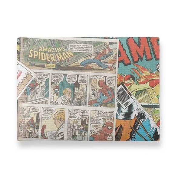 Carteira Slim Comics