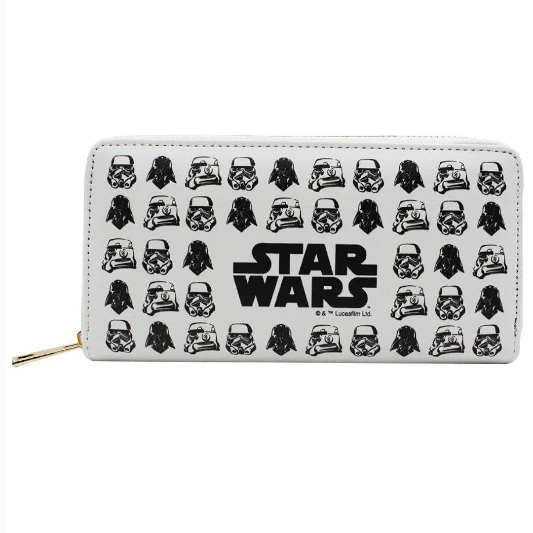 Carteira Stormtrooper Star Wars