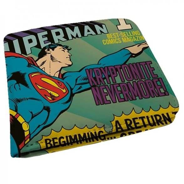 Carteira Superman Flying
