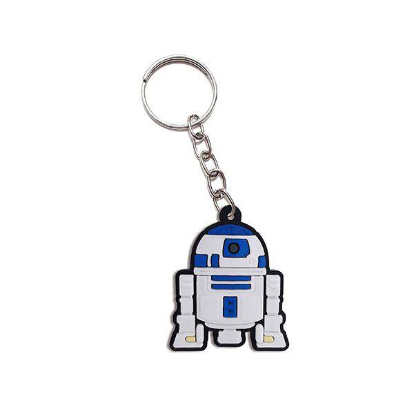 Chaveiro Cute Dróide R2