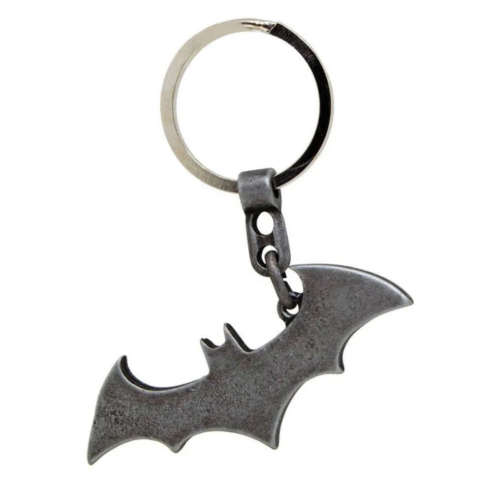 Chaveiro DC Originals LOGO BATMAN Dark Metal