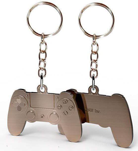 Chaveiro de Metal Playstation