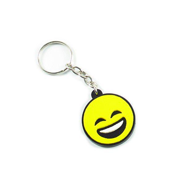 Chaveiro Emoji Sorrindo