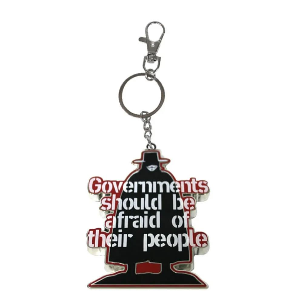 Chaveiro Governo V For Vendetta
