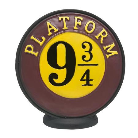 COFRE 3D PLATAFORM 9 3/4 - HARRY POTTER