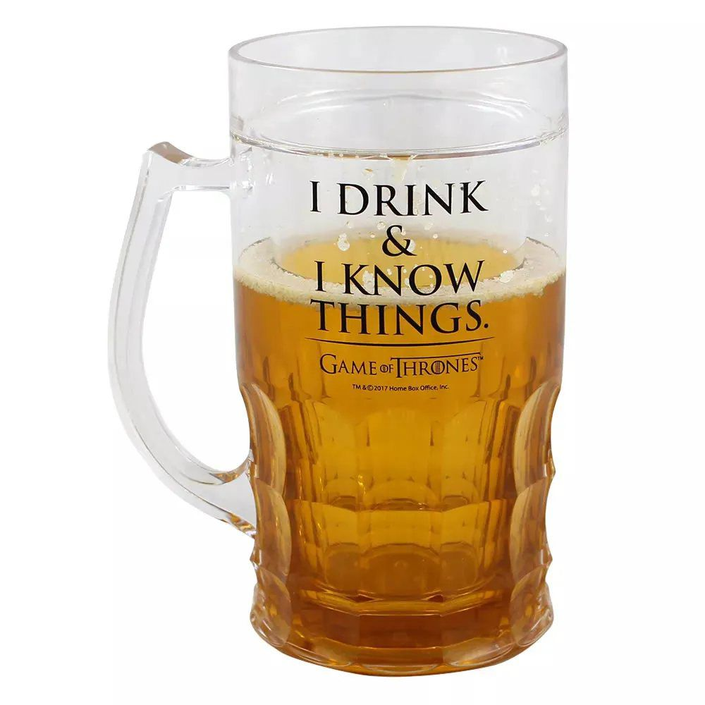 Copo Chopp I Drink & I Know Things - Game of Thrones