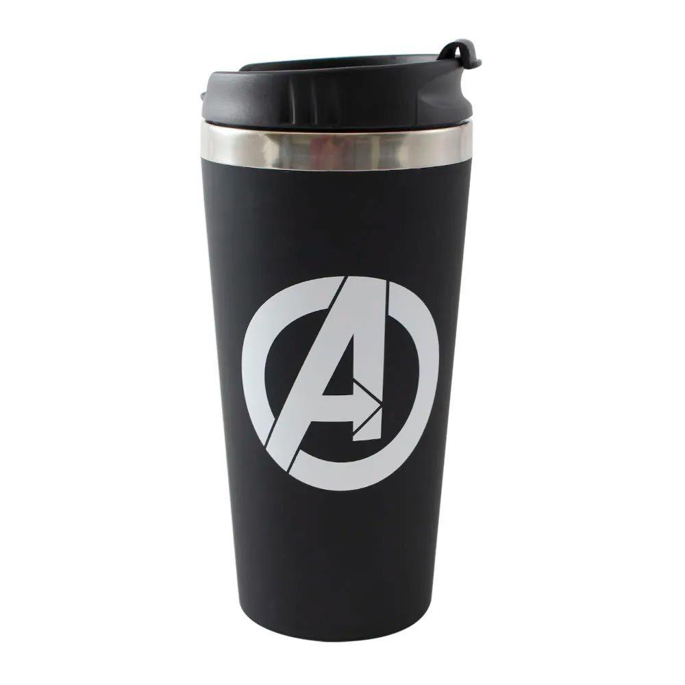 Copo Térmico Avengers Logo