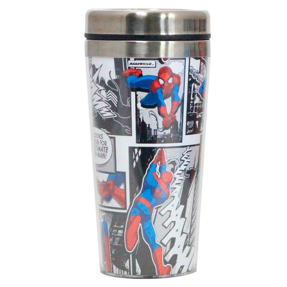 Copo Térmico Homem Aranha Quadrinhos