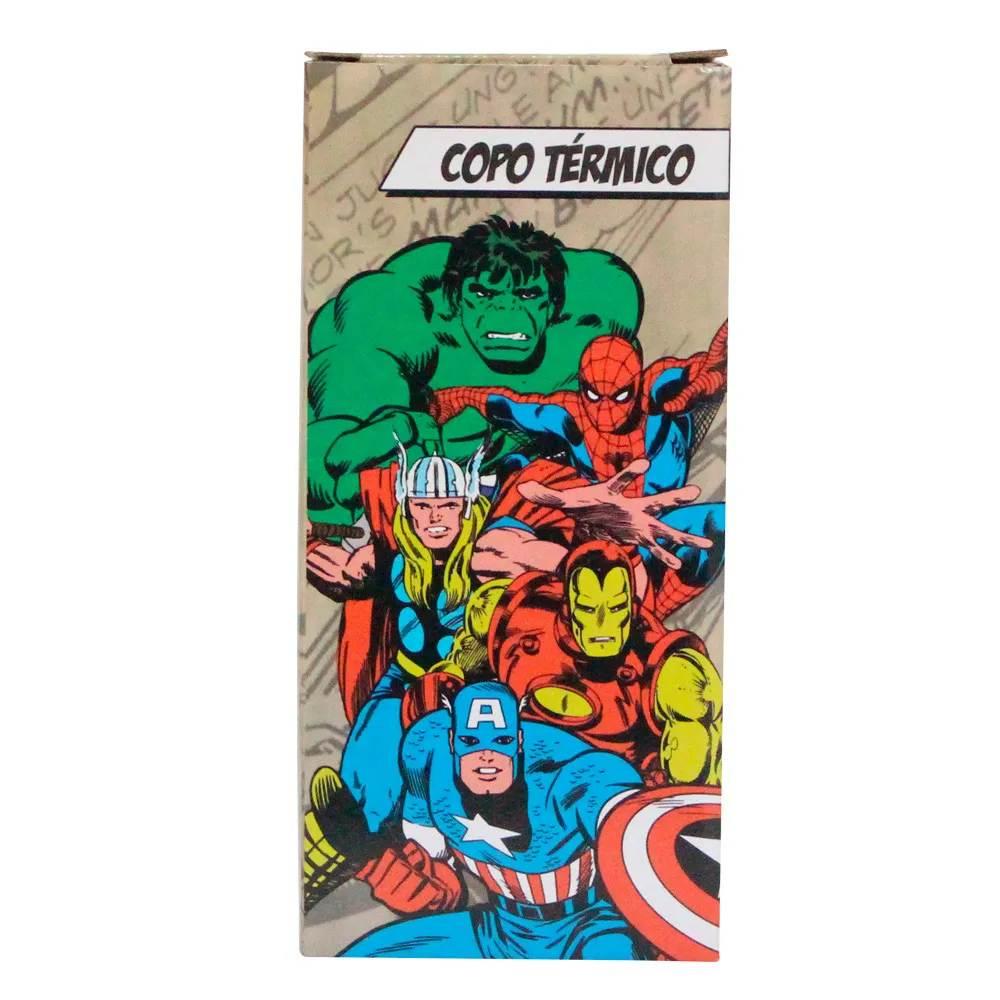 Copo Térmico Iron Man Comics