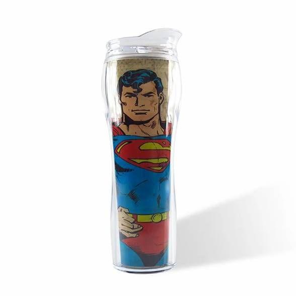 Copo Térmico Superman Body Colorido