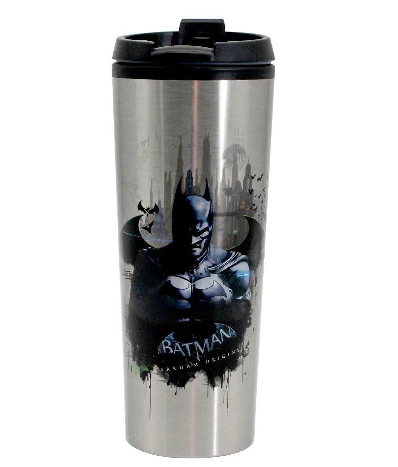 Copo Viagem Batman Arkham