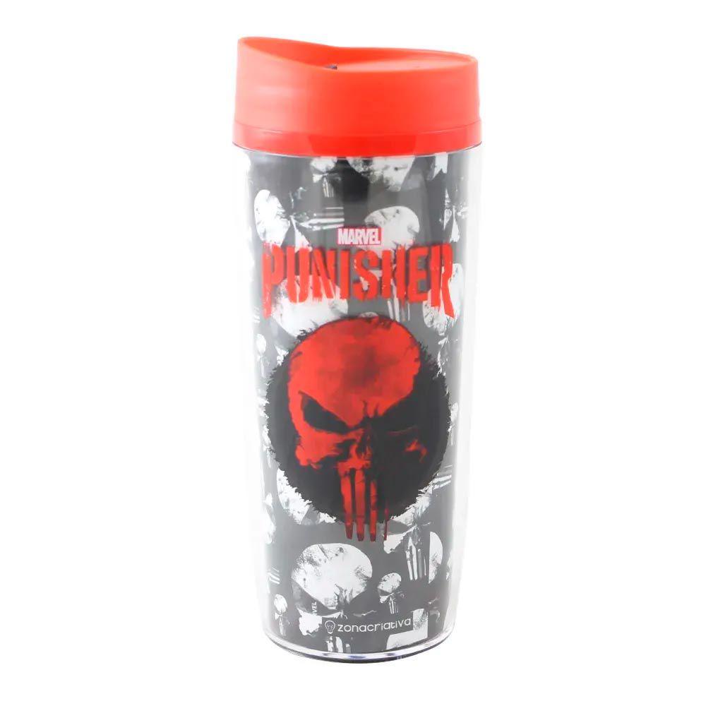 Copo Viagem Punisher 500ML