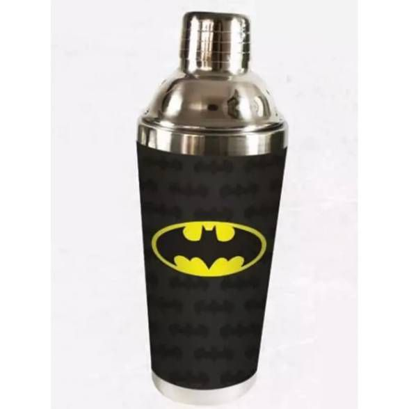 Coqueteleira Dc Batman Logo Background