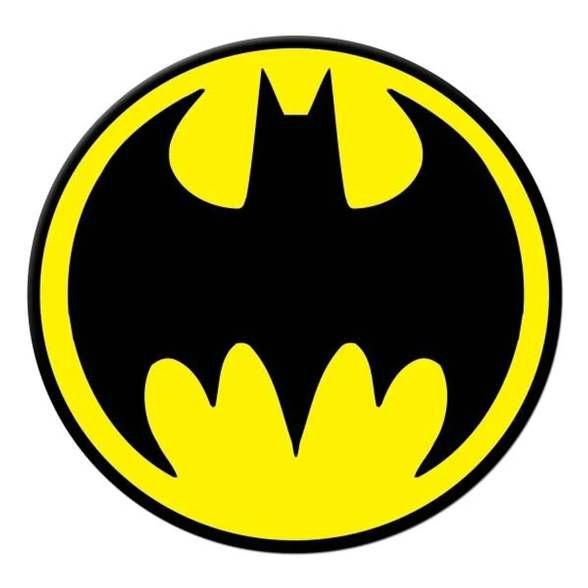Descanso de Panela logo do Batman