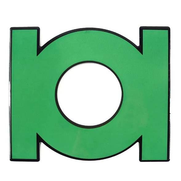 Descanso de Panela logo do Lanterna Verde