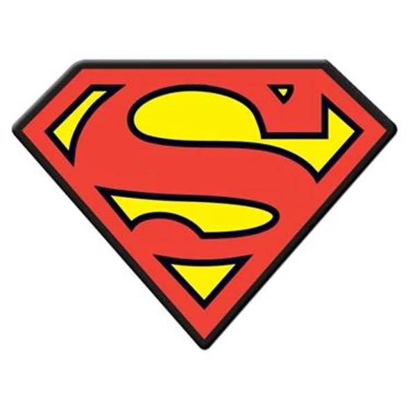 Descanso de Panela logo do Superman