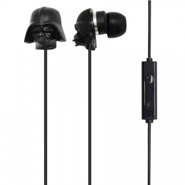 Earphone Star Wars Darth Vader