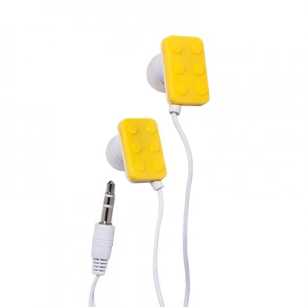 Fone de Ouvido Lego - Amarelo