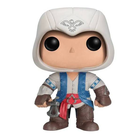 Funko Pop! Assassins Creed Connor
