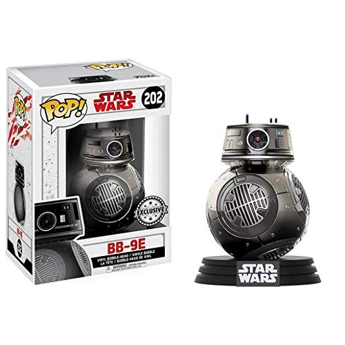 Funko Pop! BB-9E Star Wars Os Últimos Jedi