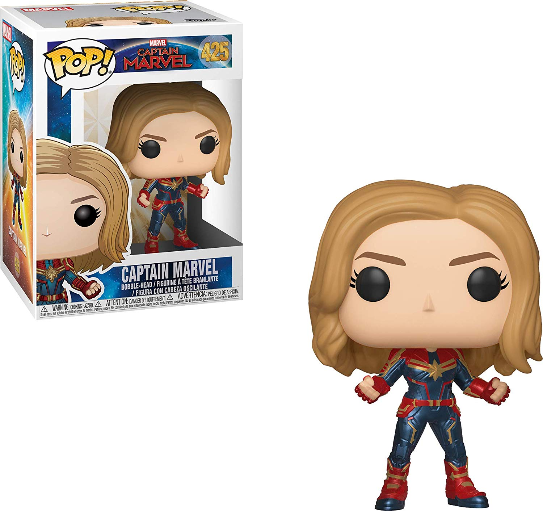 Funko Pop! Capitã Marvel