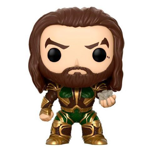 Funko Pop! Dc Aquaman Mother Box