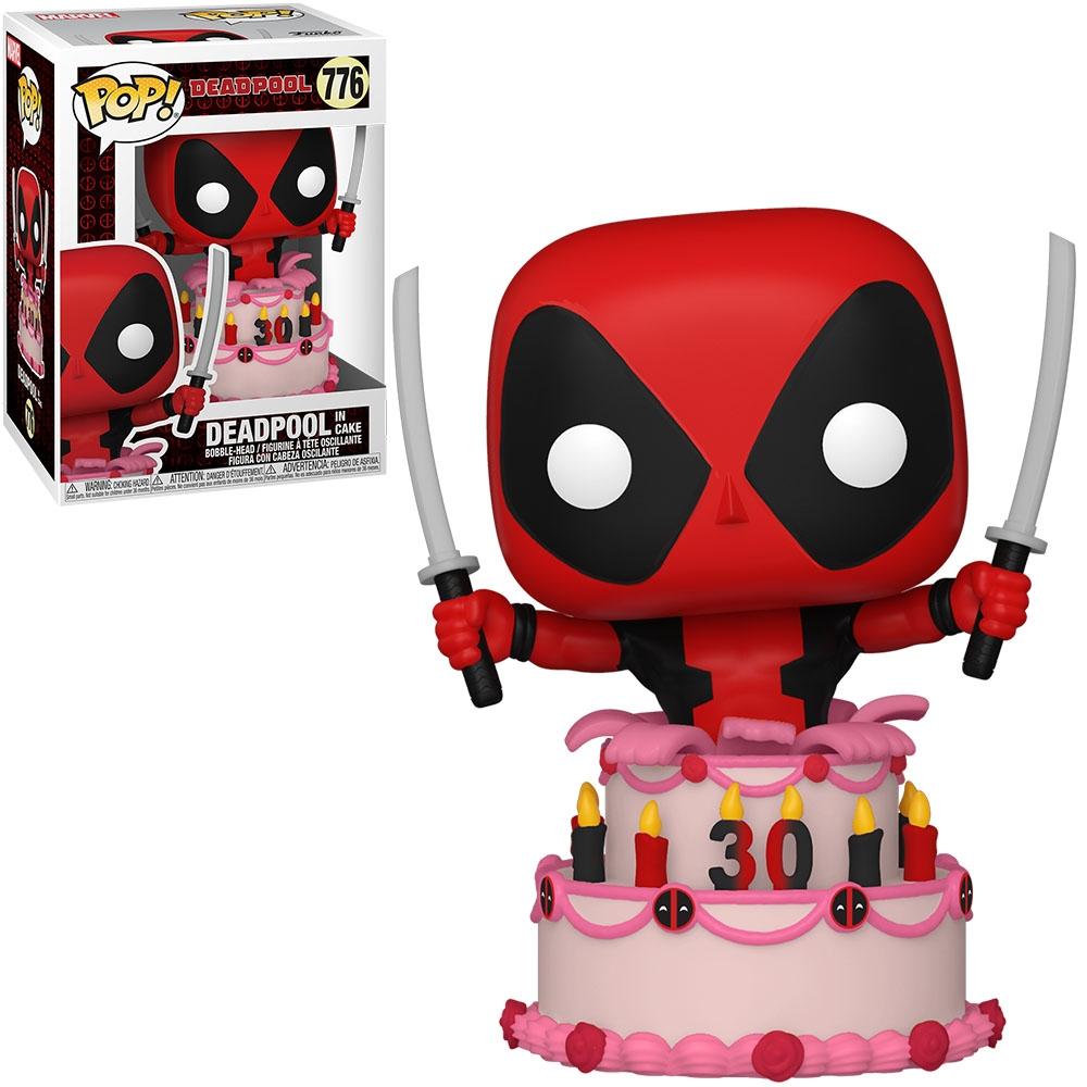 FUNKO POP! Deadpool Cake 776
