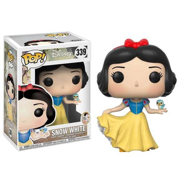 Funko Pop! Disney: Branca de Neve