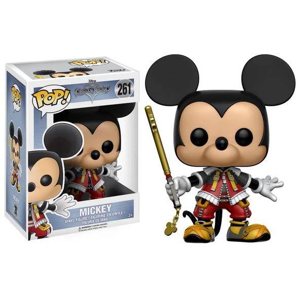 Funko Pop! Disney - Mickey Kingdom Hearts